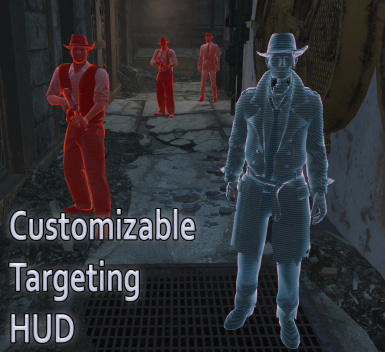 Customizable Targeting HUD