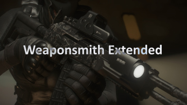 Eff's Weaponsmith Extended Integration Patch - AK400
