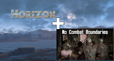 No Combat Boundaries Horizon Patch