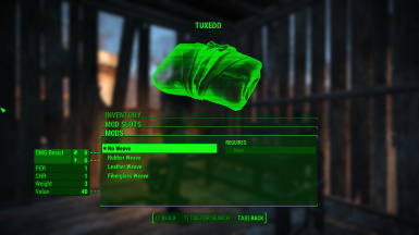 More Weaves No Railroad At Fallout 4 Nexus Mods And Community You'll have two ways to get it. nexus mods
