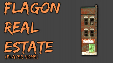 Flagon Real Estate Office - Player Home near Diamond City and Hangmans Alley