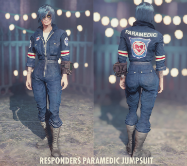 Responders Outfits (For Australia)