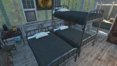 Image result for fallout 4 beds