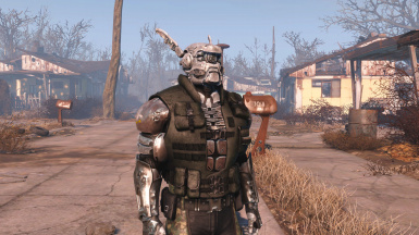 Appleseed Alpha Briareos At Fallout 4 Nexus Mods And Community