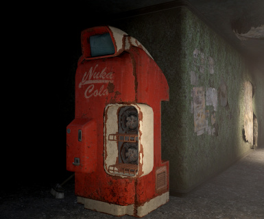 OJO BUENO NUKA-COLA MACHINE - 4K 2K 1K