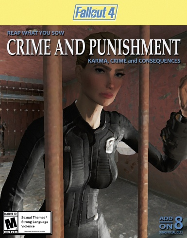 Flashy(JoeR) - Crime And Punishment Traduzione Italiana