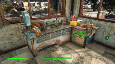 Simple Immersive Chem Benches for Crafting