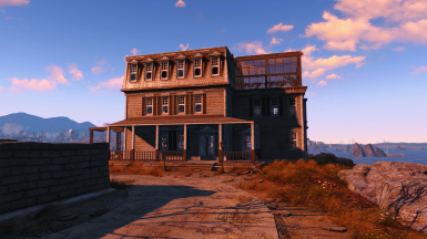 Croup Manor Cleaned and Bug Fixed