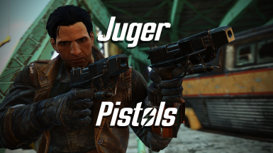 The Juger Pistols