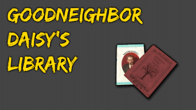 Goodneighbor Daisy's Library - Read and donate books