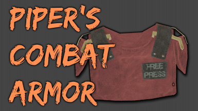 Pipers Combat Gear - Pipers Combat Armor