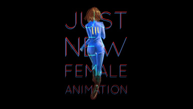 JUST NEW FEMALE ANIMATIONS
