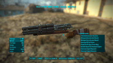 Any Mod Any Weapon (AMAW) at Fallout 4 Nexus - Mods and community