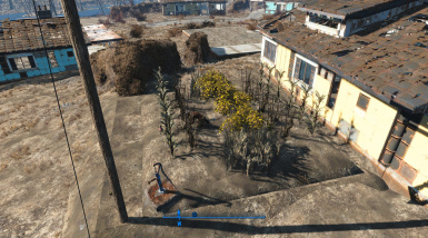 Everything a growing settlement needs!
