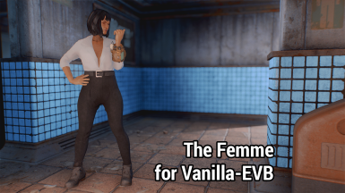 The Femme for Vanilla-EVB