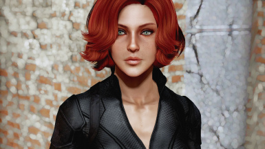 Black Widow Preset