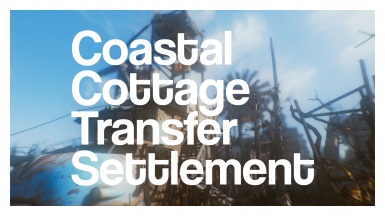 Coastal Cottage - Settlement Blueprint