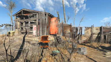 Nothin' Fancy -- Tenpines Bluff