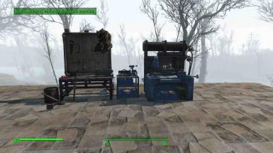 Creating Weapons Armor and Ammunition - CraftingPack