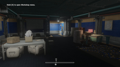 Vault 88 Settlement Transfer - Inspired by 76 and 52.