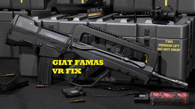 GIAT FAMAS - VR Fix