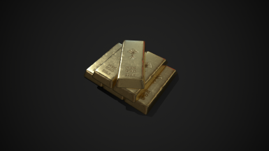 Gold Bars - FNV Dead Money Inspired Replacer
