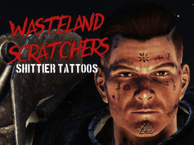 Wasteland Scratchers - Immersive Stick n' Poke Tattoos