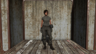mercenary shirt A