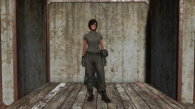 mercenary shirt C
