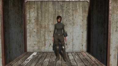 mercenary outfit long