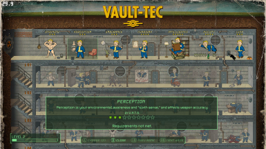 Lunar Fallout - Tweaks and AlwaysAPerk compatibility