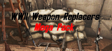 WW2 Weapon Replaceres Fomod Installer