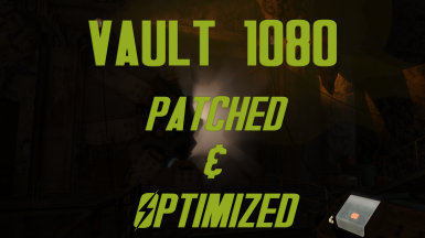 Nvidia's Vault 1080 Patched and Optimized