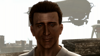 Deacon but he's actually about to steal the Declaration of Independence