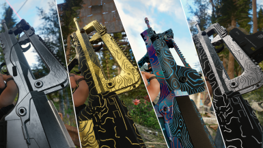 MW Camos for GIAT FAMAS