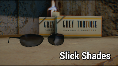 Slick Shades - Absurdly Customizable Glasses