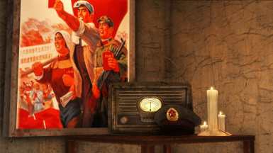 East Red Radio - lore friendly and authentic Chinese Communist music