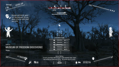The Visual HUD - Version 1 (Old)