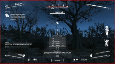 The Visual HUD - Version 2