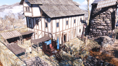 The Inn and Market