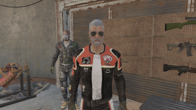 Harley Davison outfit