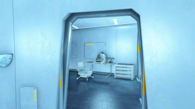 Auto Close Institute Quarters Doors