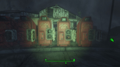Mysterious Refilling Cola Machines