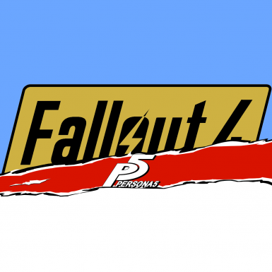 Persona 5 - P5 - Combat Audio Replacer for Fallout 4
