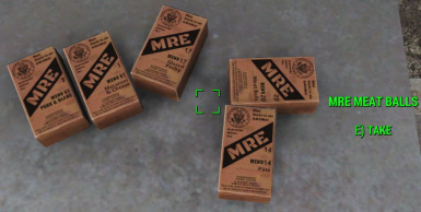 MRE Expanded