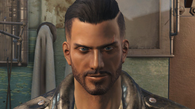 Younger Male Face Texture at Fallout 4 Nexus - Mods and