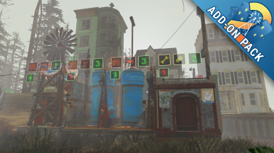 SS2 Superstructures - A Sim Settlements 2 Addon Pack
