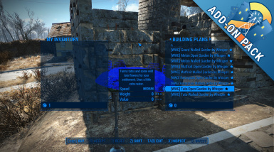 SS2 Addon Pack - Walled Gardens and More