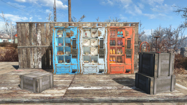 Vend-O-Matic Interior Food&Chems L1