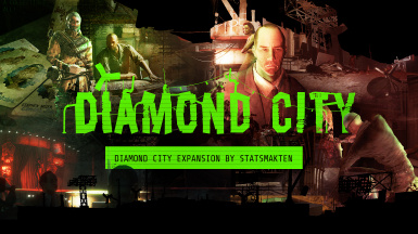 Traduction Diamond City Expansion - FRENCH